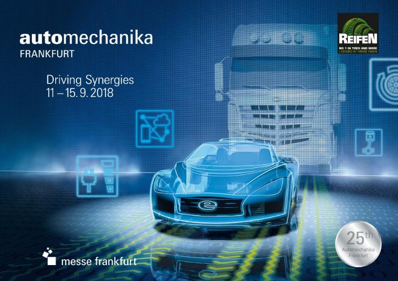 Automechanika 2018 Frankfurt