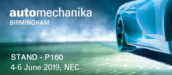 Automechanika 2019 Birmingham, UK