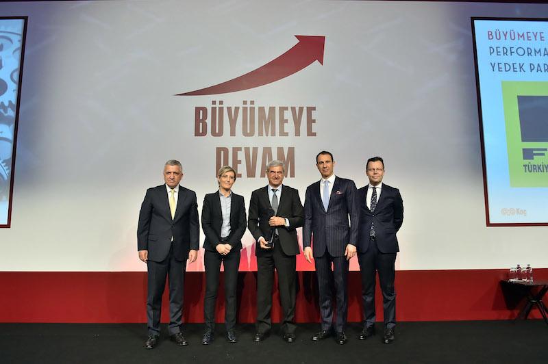 Tofaş 2017 Performans Ödülü